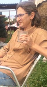Soledad L Ramiraes. Admistradora y Bióloga